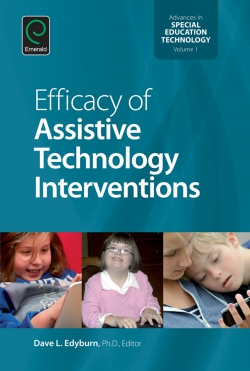 Jacket image for Efficacy of Assistive Technology Interventions