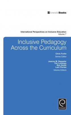 Jacket image for Inclusive Pedagogy Across the Curriculum