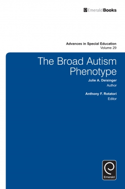 Jacket image for The Broad Autism Phenotype
