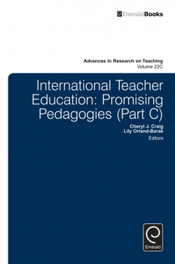 Jacket image for International Teacher Education