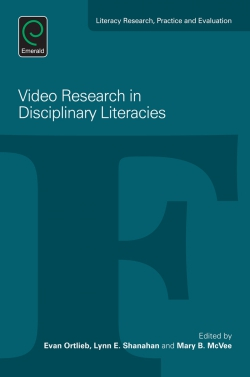 Jacket image for Video Research in Disciplinary Literacies