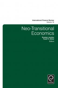 Jacket image for Neo-Transitional Economics