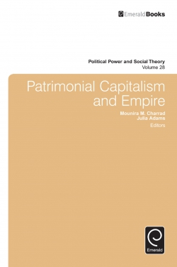 Jacket image for Patrimonial Capitalism and Empire