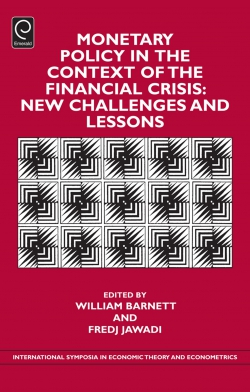 Jacket image for Monetary Policy in the Context of Financial Crisis