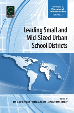Jacket image for Leading Small and Mid-Sized Urban School Districts