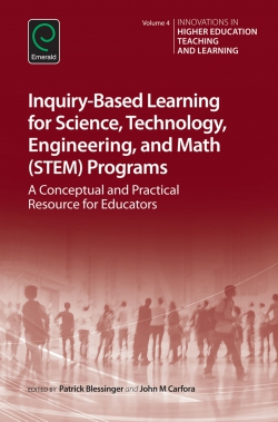 Jacket image for Inquiry-Based Learning for Science, Technology, Engineering, and Math (STEM) Programs