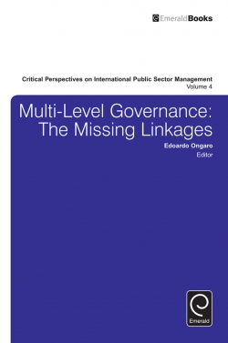 Jacket image for Multi-Level Governance