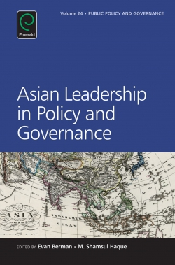 Jacket image for Asian Leadership in Policy and Governance