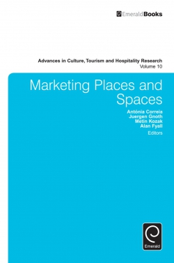 Jacket image for Marketing Places and Spaces
