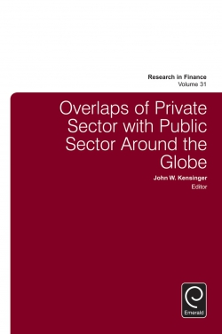 Jacket image for Overlaps of Private Sector with Public Sector Around the Globe