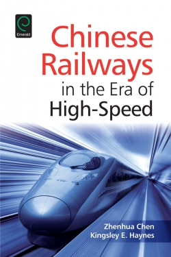 Jacket image for Chinese Railways in the Era of High Speed