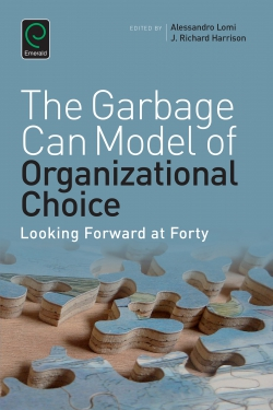 Jacket image for Garbage Can Model of Organizational Choice