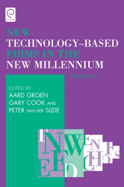 Jacket image for New Technology-Based Firms in the New Millennium
