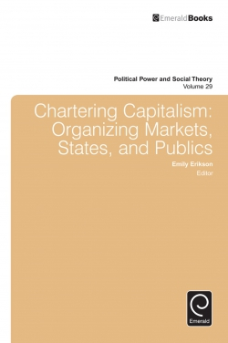 Jacket image for Chartering Capitalism
