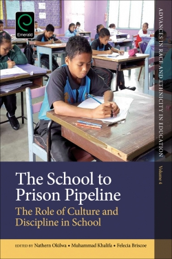 Jacket image for The School to Prison Pipeline
