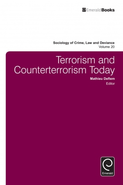 Jacket image for Terrorism and Counterterrorism Today