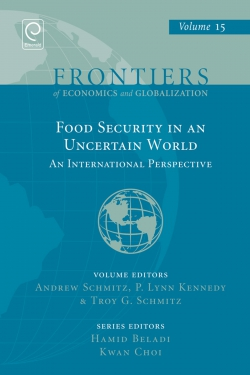 Jacket image for Food Security in an Uncertain World