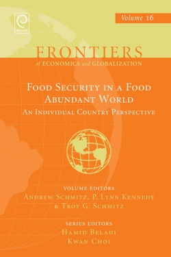 Jacket image for Food Security in a Food Abundant World