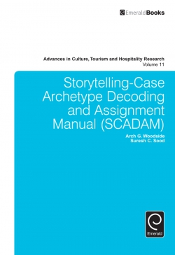 Jacket image for Storytelling-Case Archetype Decoding and Assignment Manual (SCADAM)