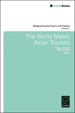 Jacket image for The World Meets Asian Tourists