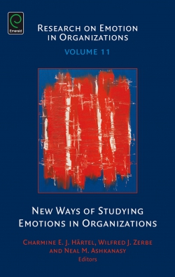 Jacket image for New Ways of Studying Emotions in Organizations
