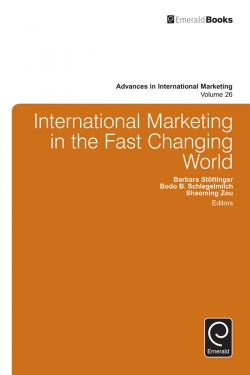 Jacket image for International Marketing in the Fast Changing World