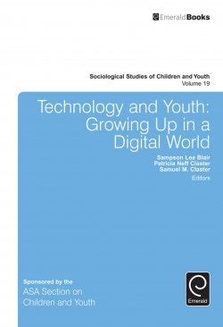 Jacket image for Technology and Youth