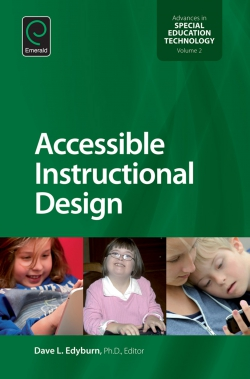 Jacket image for Accessible Instructional Design
