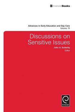 Jacket image for Discussions on Sensitive Issues