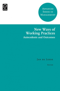 Jacket image for New Ways of Working Practices