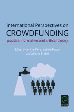Jacket image for International Perspectives on Crowdfunding