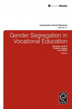 Jacket image for Gender Segregation in Vocational Education