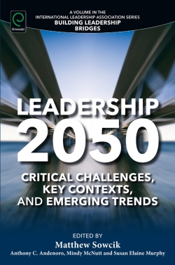 Jacket image for Leadership 2050