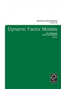 Jacket image for Dynamic Factor Models