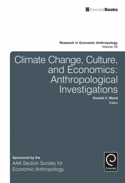 Jacket image for Climate Change, Culture, and Economics