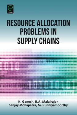 Jacket image for Resource Allocation Problems in Supply Chains