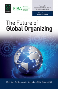 Jacket image for The Future of Global Organizing