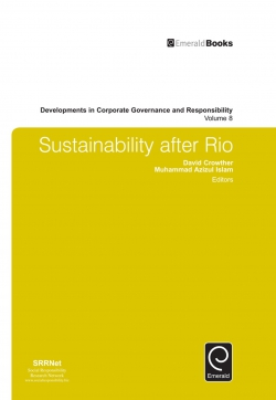 Jacket image for Sustainability after Rio
