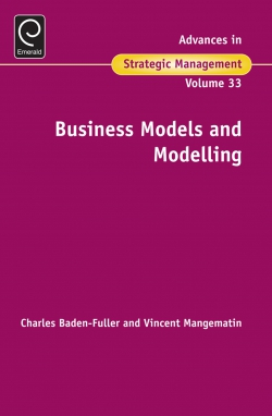 Jacket image for Business Models and Modelling