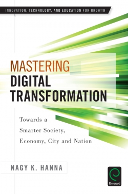 Jacket image for Mastering Digital Transformation