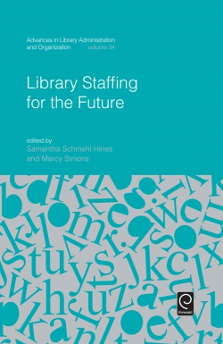 Jacket image for Library Staffing for the Future
