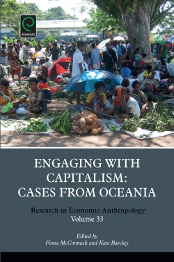 Jacket image for Engaging with Capitalism