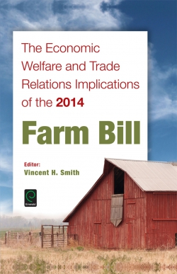 Jacket image for The Economic Welfare and Trade Relations Implications of the 2014 Farm Bill