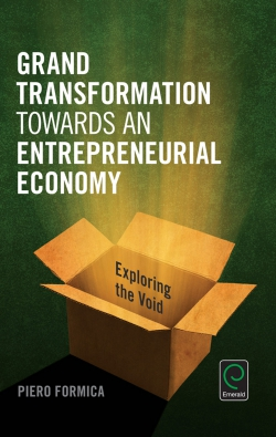Jacket image for Grand Transformation to Entrepreneurial Economy
