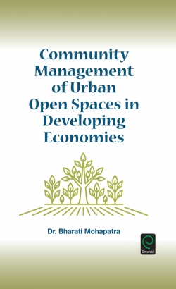 Jacket image for Community Management of Urban Open Spaces in Developing Economies