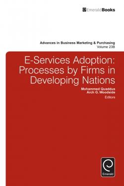 Jacket image for E-Services Adoption