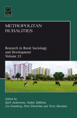 Jacket image for Metropolitan Ruralities