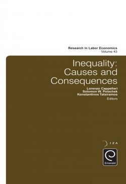Jacket image for Inequality
