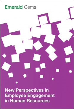 Jacket image for New Perspectives in Employee Engagement in Human Resources