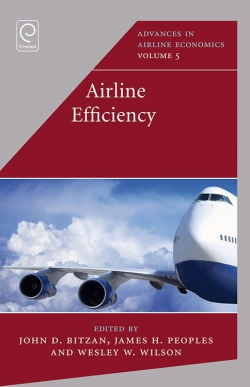 Jacket image for Airline Efficiency